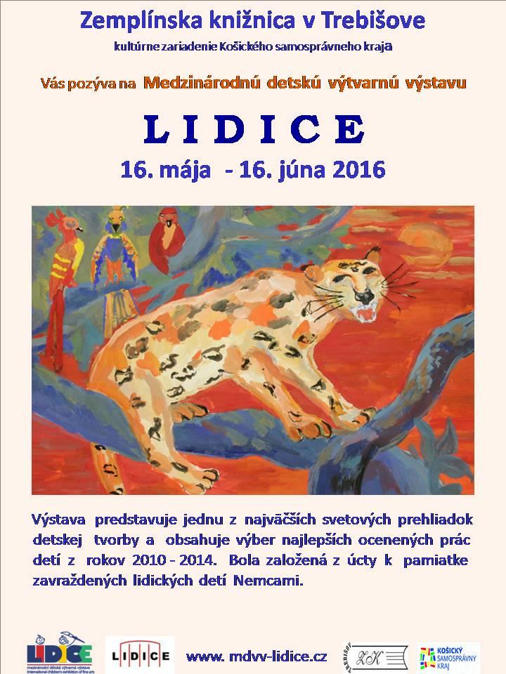 pozvanka LIDICE vystava