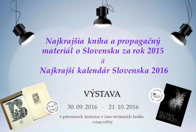 Kalendáre 2016 vystava