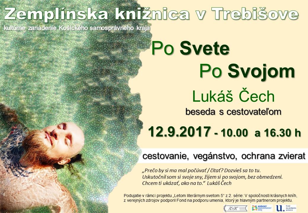 Lukáš Čech pozvanka