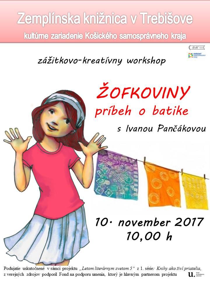 Pančáková - POZVÁNKA