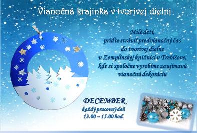 pozvanka december