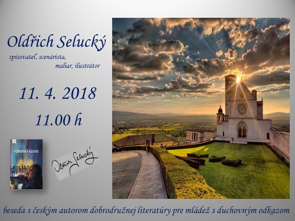 Oldřich Selucký - naš web
