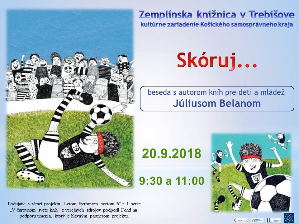 Július Belan - pozvanka