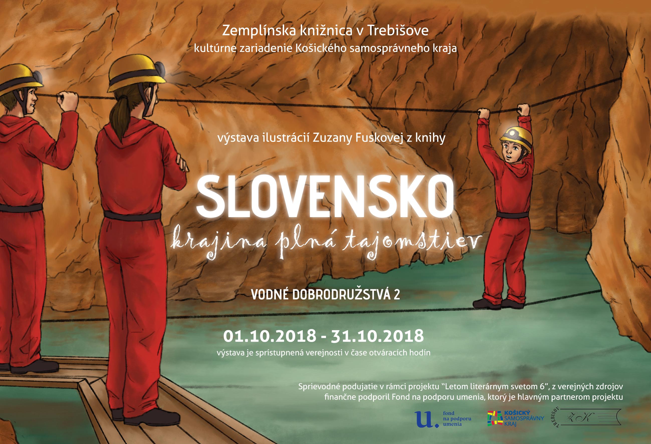 výstava SLOVENSKO krajina ...