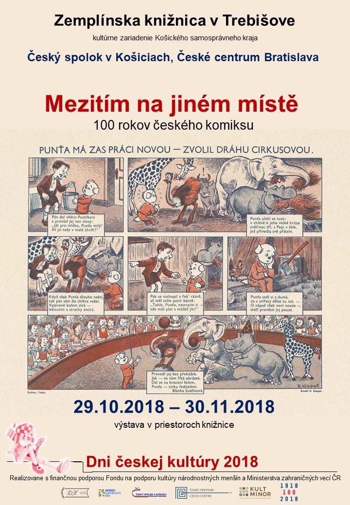 100 rokov českého komiksu pozvanka hotova