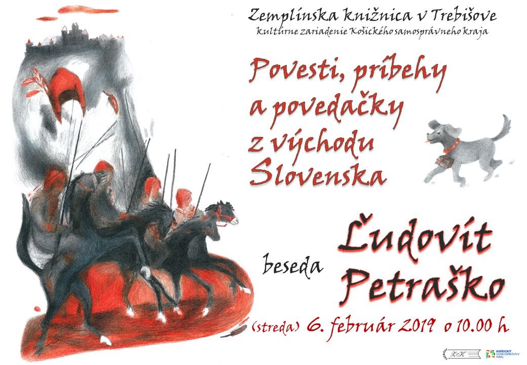 L. Petraško pozvánka