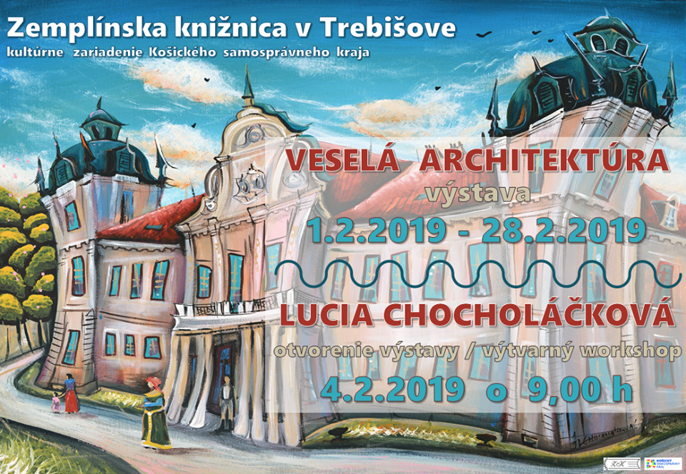 Vesela architektura pozvanka
