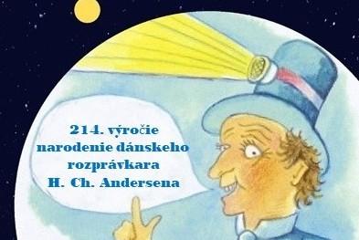 Nos s Andersenom 2019 pozvánka