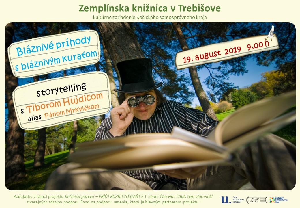 T. Hujdič pozvánka alias Mrkvička