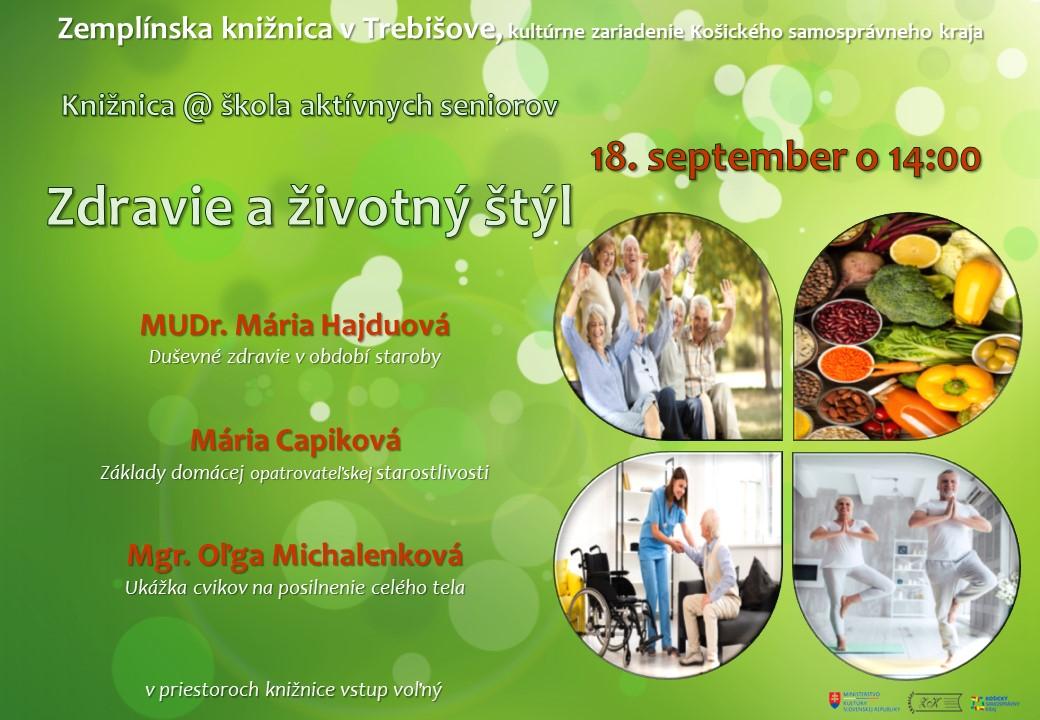 Zdravie a životný štýl_pozvánka