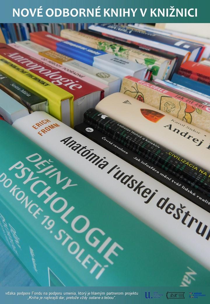 nové odborné knihy
