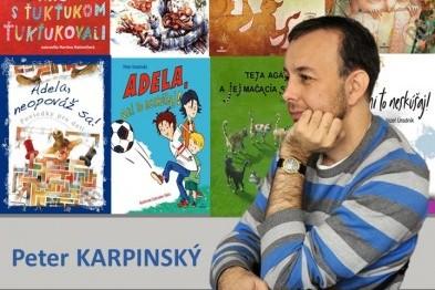 P. Karpinský_beseda a dramatizované čítanie