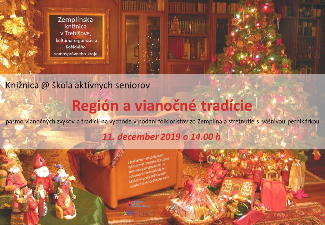 region a vianočné tradície_seniori_pozvanka