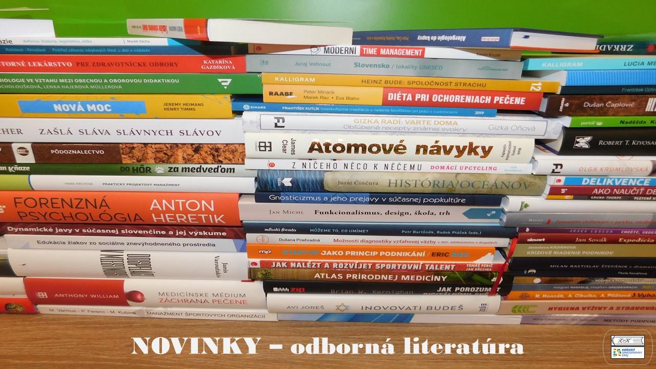 odborná literaerúra