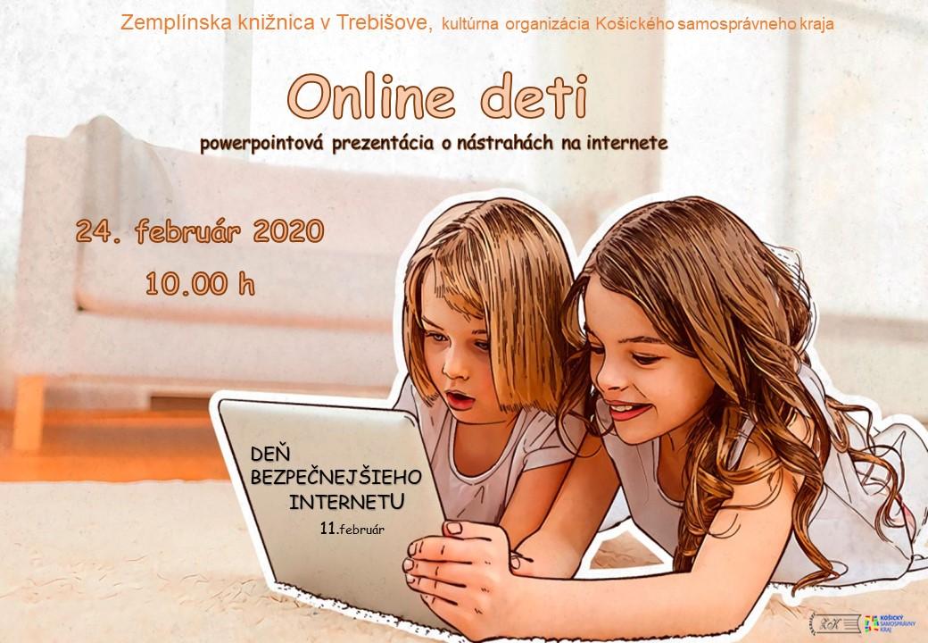 online deti