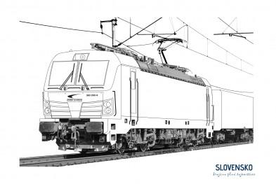 00455_lokomotíva ZSSK CARGO Vectron