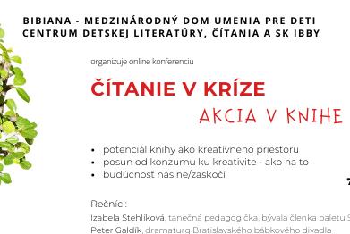 pozvanie čítanie v kríze