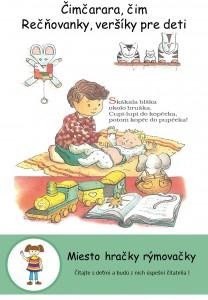 Čimčarara, čim - Rečňovanky, veršíky pre deti 7