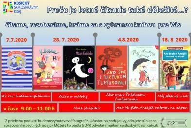 Prečo je letné čítanie také dôležité... _utorky