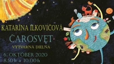 Ilkovičová_výtvarná dielňa_Čarosvet