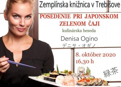 Posedenie pri japonskom čaji_pozvánka