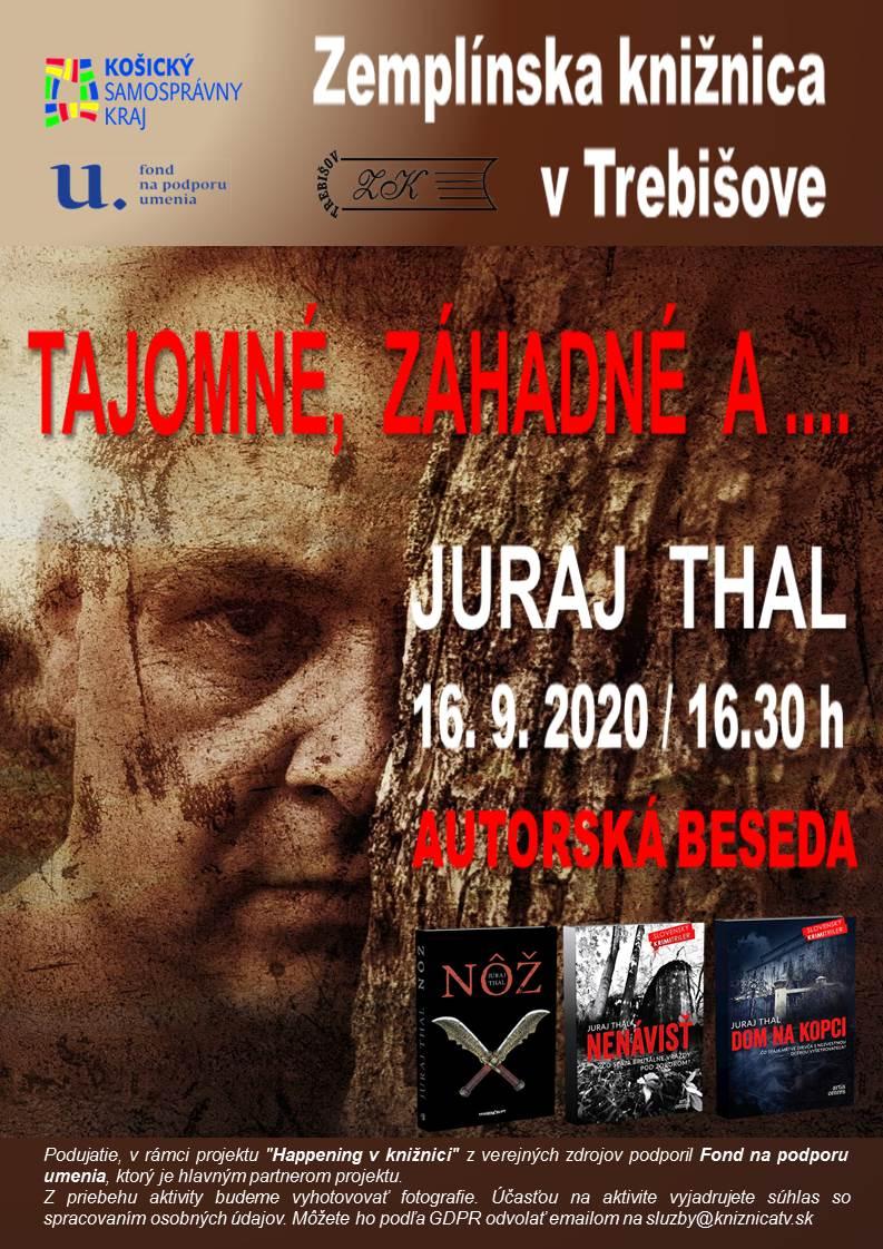 juraj thal_pozvanka
