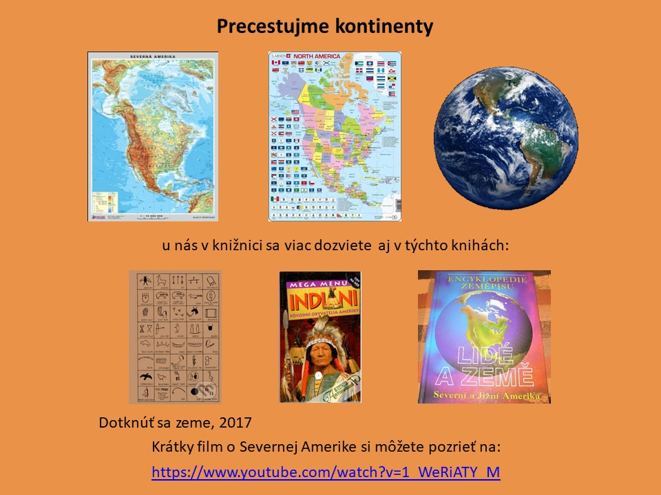 Precestujme kontinenty 4