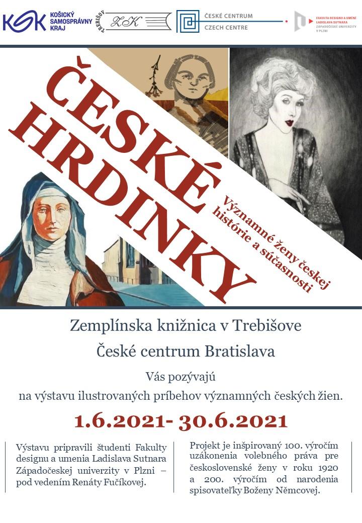 české hrdinky