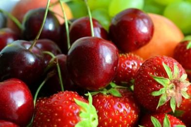 cervene-ovocie