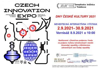 výstava czech inovation expo